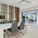 Flora Builder Custom Designed Home Cairns Dining