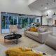 Linden Cairns Custom Built Homes Living Area Decor