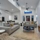 Linden Custom Built Homes Living Area