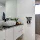 Linden Custom Built Homes Shower Bathroom