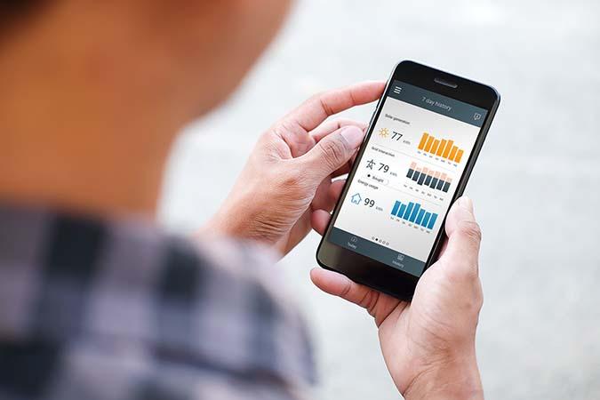 display home Cairns - solar power app