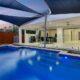 Paradise Custom Built Homes Pool area Cairns
