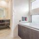 Bedarra Custom Built Homes Cairns Bathroom Area