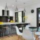 Flynn Custom Built Homes Cairns Kitchen Area Black