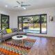 Flynn Custom Built Homes Cairns Living Room