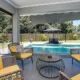 Flynn Custom Built Homes Outdoor Pool Area