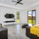 Undine Custom Built Homes Tv Room Cairns