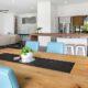 Upolo custom home builder living room Cairns