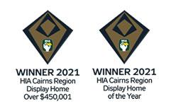 2021 HIA award winner Cairns