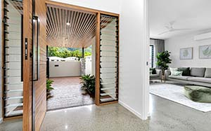 award winning display home Cairns - Unique Constructions builder