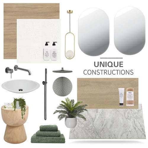 Mood Board Interior Design New Home Cairns